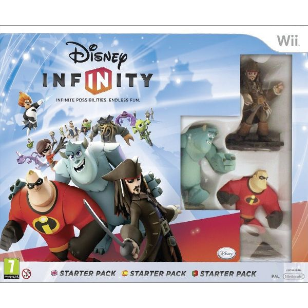 Disney Infinity (Starter Pack) Wii