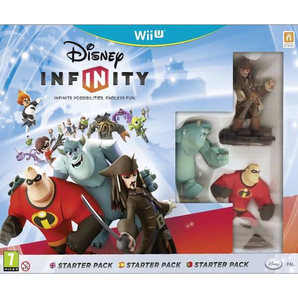 Disney Infinity (Starter Pack) Wii U