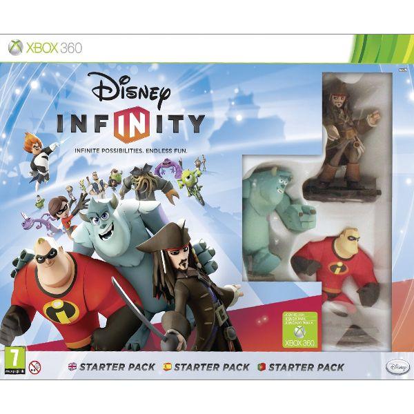 Disney Infinity (Starter Pack) XBOX 360