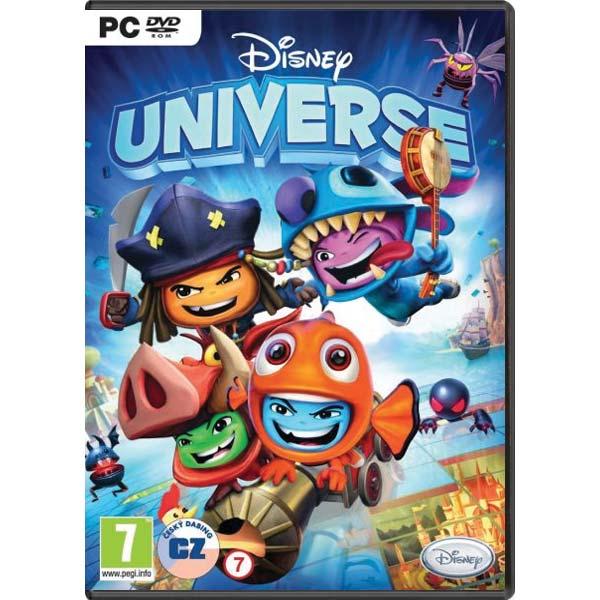 Disney Universe CZ PC