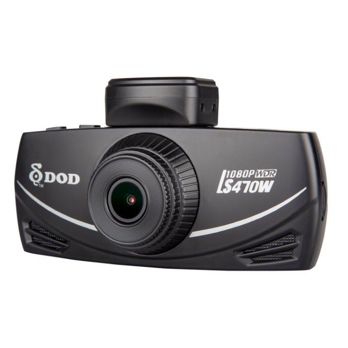 DOD LS470W-HD kamera do auta + Paměťová karta 32GB + Doprava zdarma