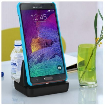 Dokovací stanice BestDockpre mobily NOKIA a HTC, Black