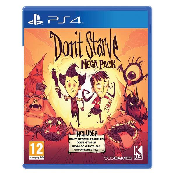 Do not Starve (Mega Pack)