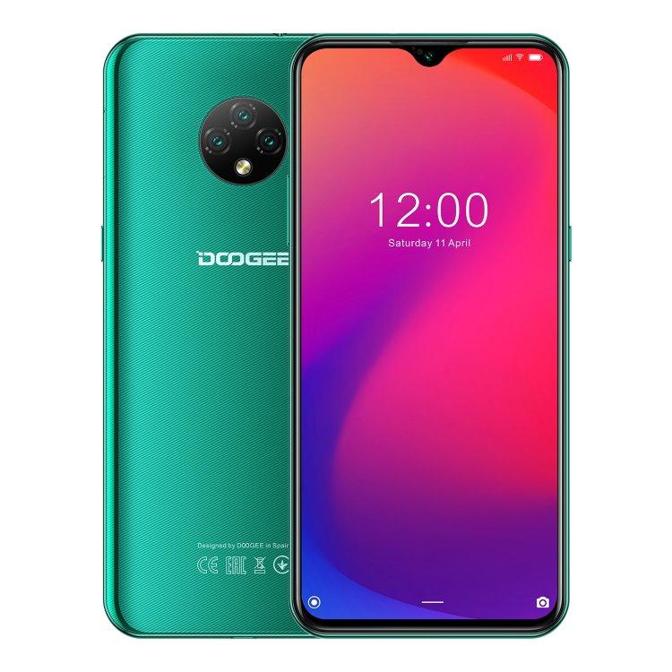 Doogee X95, Dual SIM, Emerald Green-CS distribuce