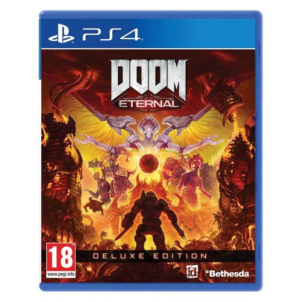 DOOM Eternal (Deluxe Edition) PS4