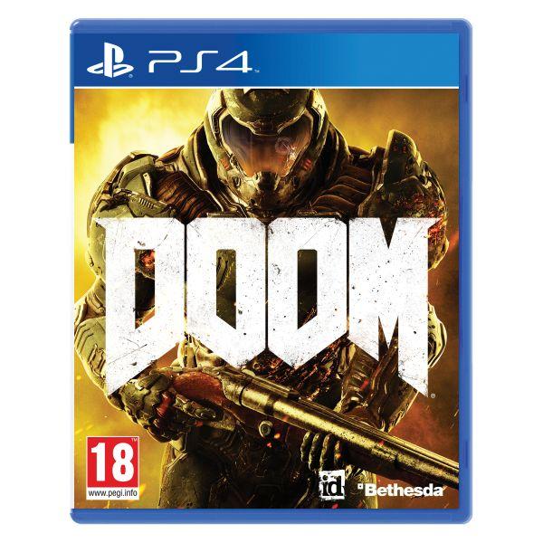 Doom[PS4]-BAZAR (použité zboží)