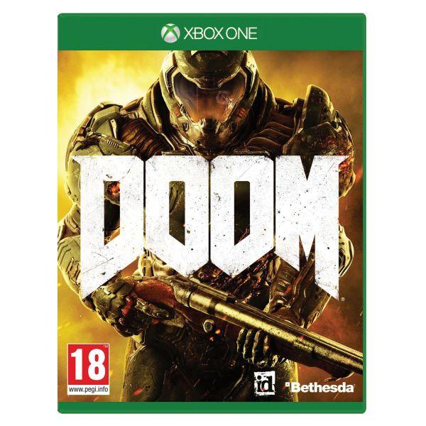 Doom[XBOX ONE]-BAZAR (použité zboží)