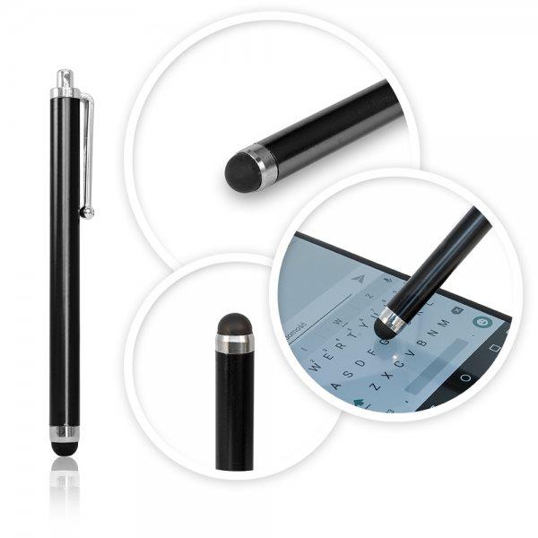 Dotykové pero-Stylus pro kapacitní displeje, Black