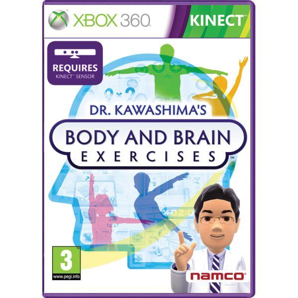Dr. Kawashima 's Body and Brain Exercises XBOX 360