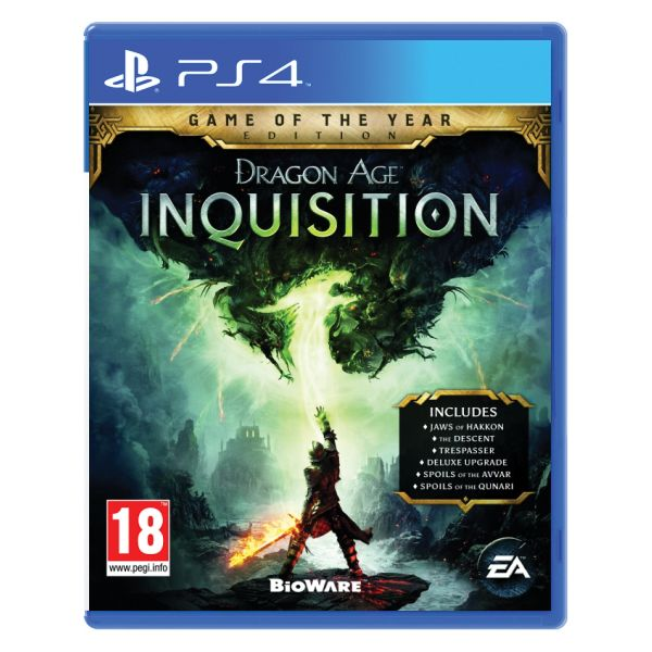 Dragon Age™: Inquisition - Game of the Year Edition ...