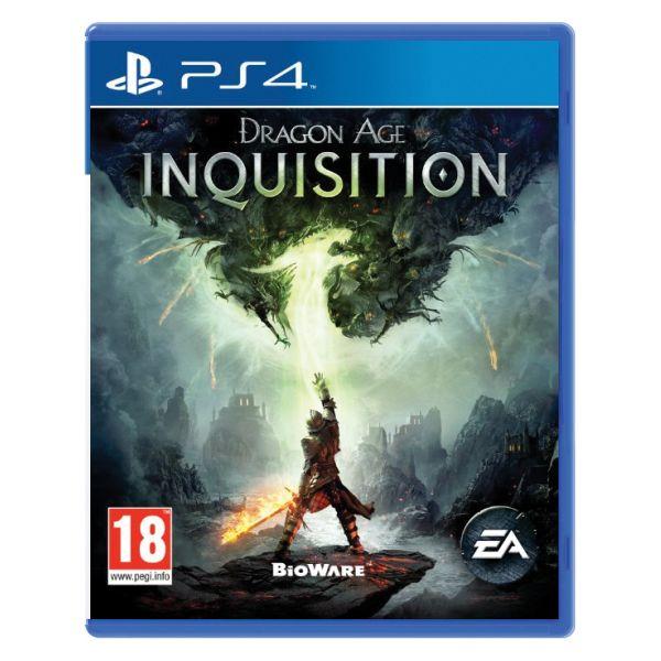 Dragon Age: Inquisition[PS4]-BAZAR (použité zboží)