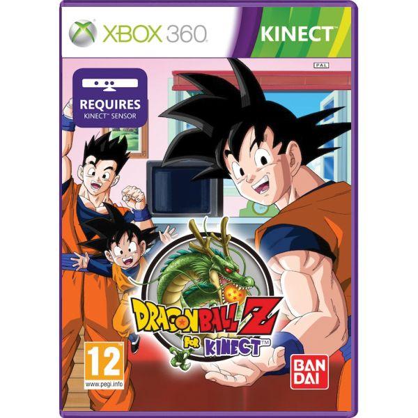 Dragon Ball Z for Kinect XBOX 360