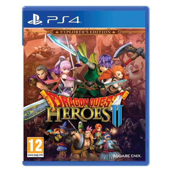 Dragon Quest Heroes 2 (Explorer Edition) PS4