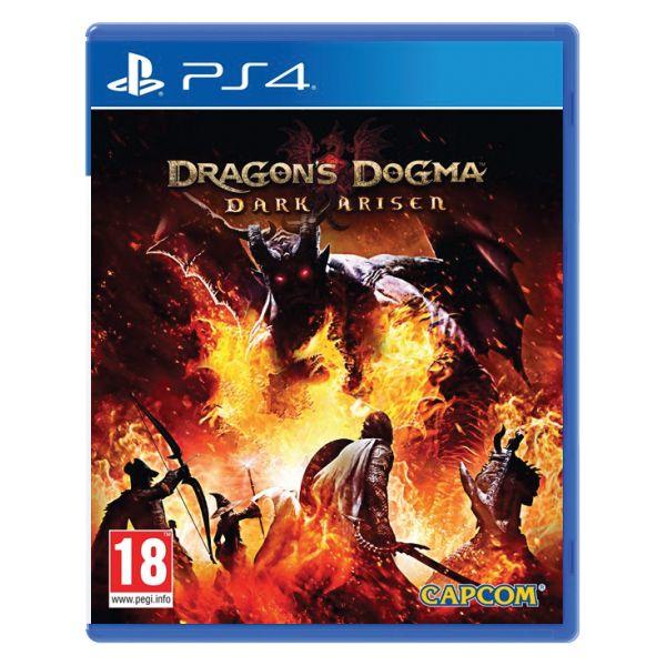 Dragon 's Dogma: Dark arisen PS4