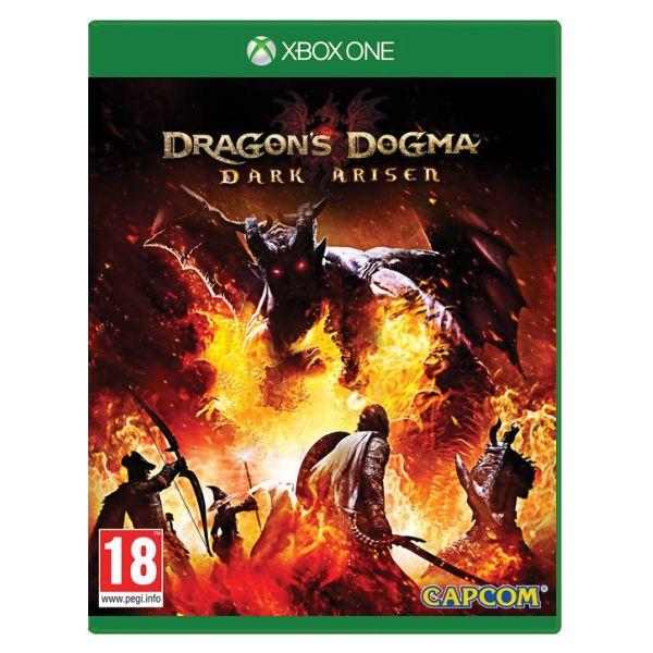 Dragon 's Dogma: Dark arisen XBOX ONE