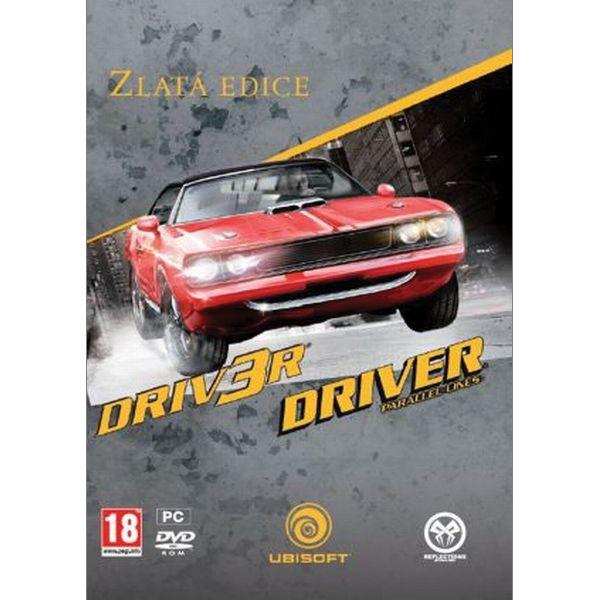 Driv3r + Driver: Parallel Lines CZ PC