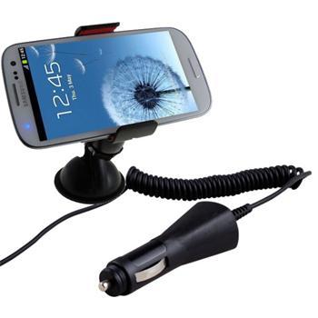 Držák do auta + autonabíječka pro Evolveo StrongPhone D2