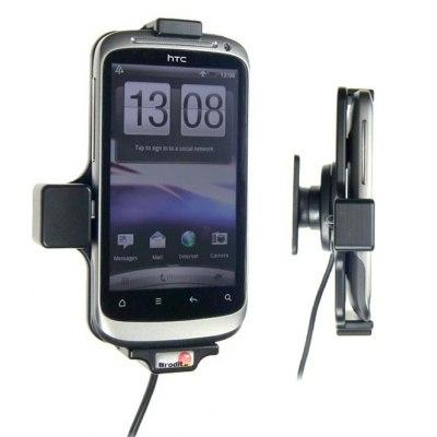 Brodit držák s nabíjením CL 12/24V - HTC Desire S