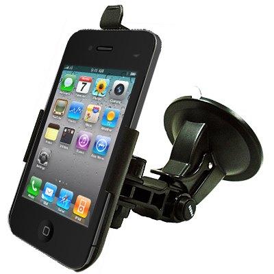 HAICOM flexibilní rameno + přísavka na sklo + držák pro Apple iPhone 3G/3GS