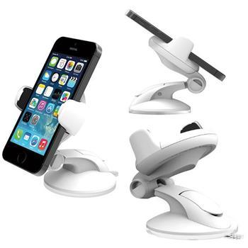 Držák do auta Iotti FLEX 3 pro Samsung Galaxy S Duos 2-S7582, White