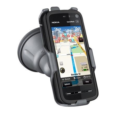 Nokia CR-119 + HH-20, držák - Nokia 5800 a 5230 | Bulk