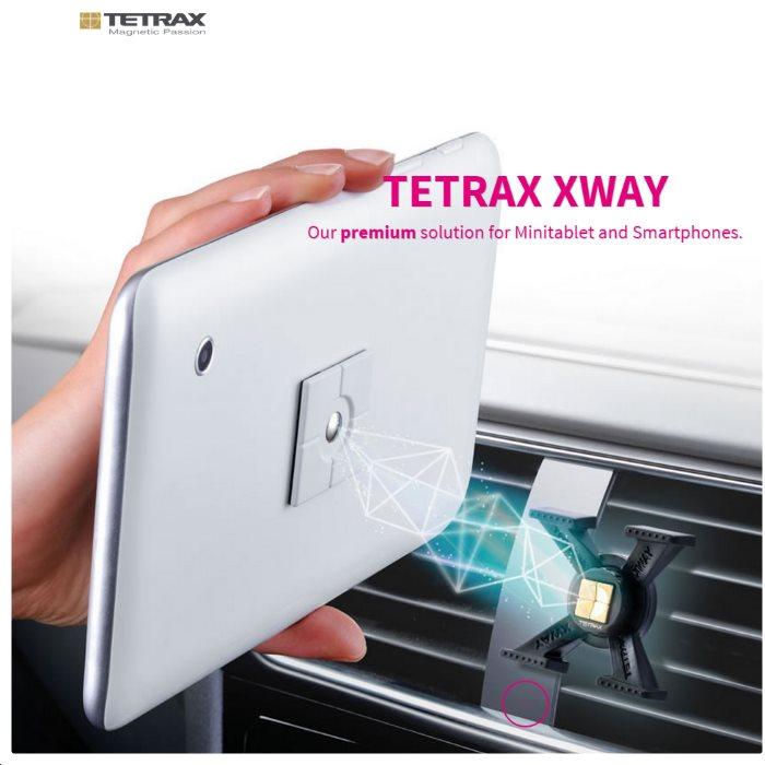 Držák do auta Tetrax XWay pro Samsung Galaxy S Duos S7562, Samsung Galaxy Trend - S7560