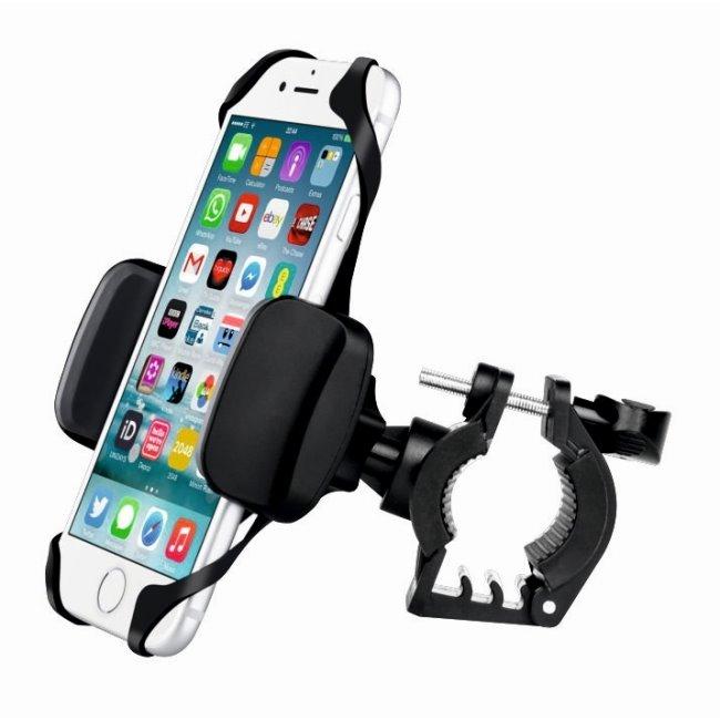 Držák na kolo (na řídítka) pro smartphony SWISSTEN S-GRIP BCCL1