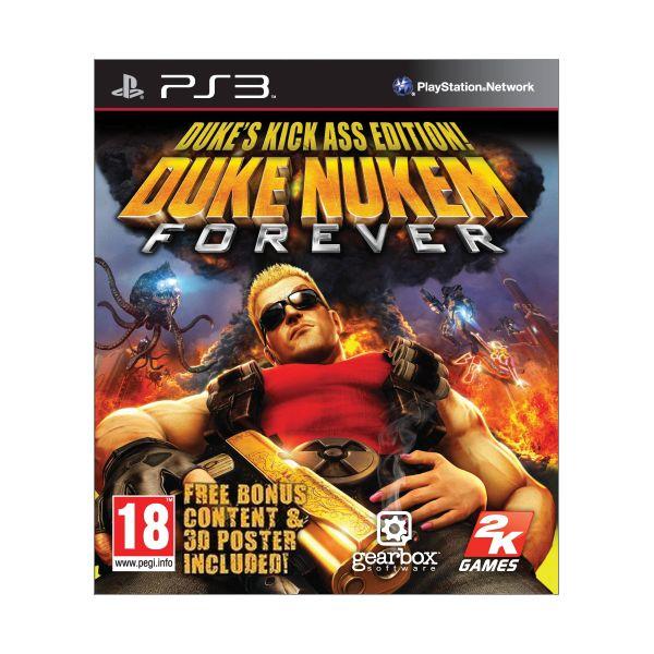 Duke Nukem Forever (Duke's Kick Ass Edition) PS3