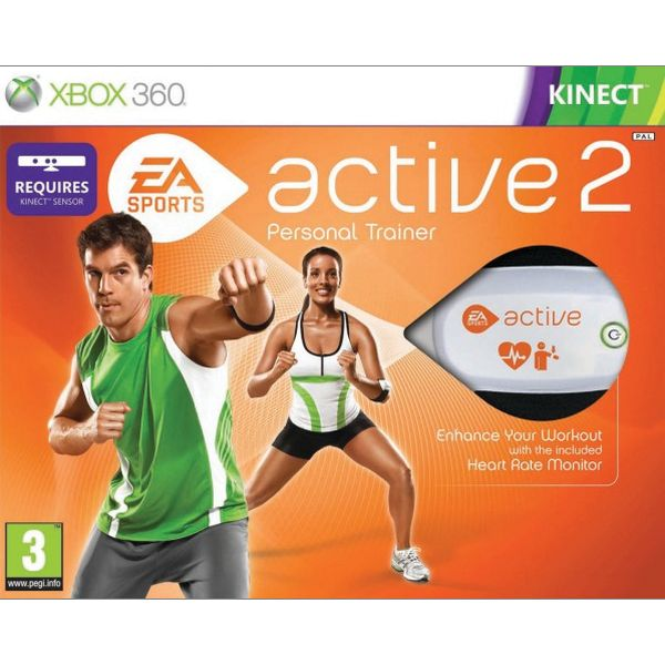 EA Sports Active 2: Personal Trainer XBOX 360