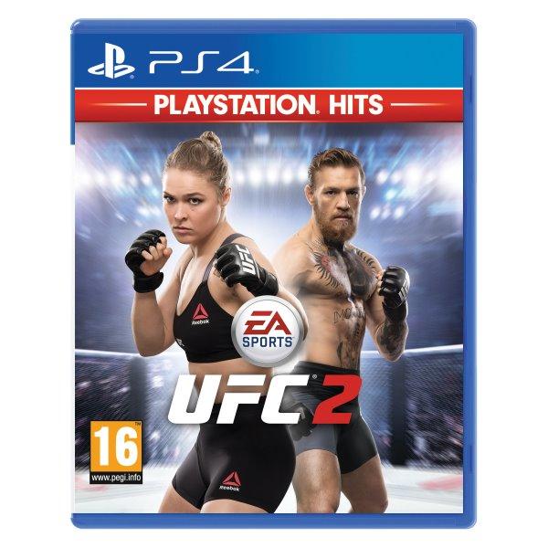 EA Sports UFC 2[PS4]-BAZAR (použité zboží)