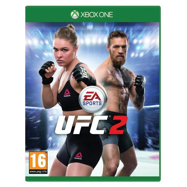 EA Sports UFC 2[XBOX ONE]-BAZAR (použité zboží)