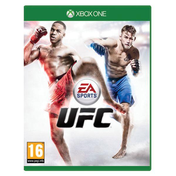 EA Sports UFC [XBOX ONE] - BAZAR (použité zboží)