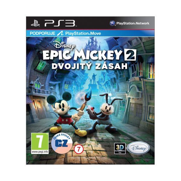 Epic Mickey 2: Dvojitý zásah PS3