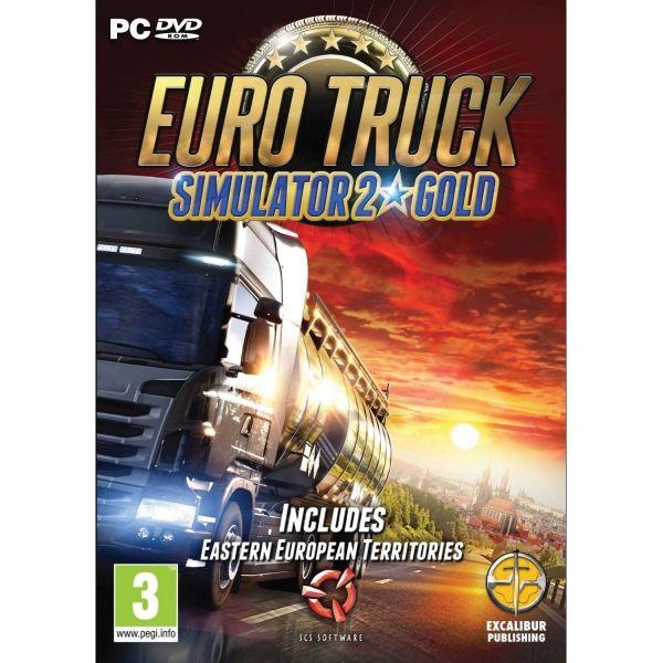 Euro Truck Simulator 2: Gold PC