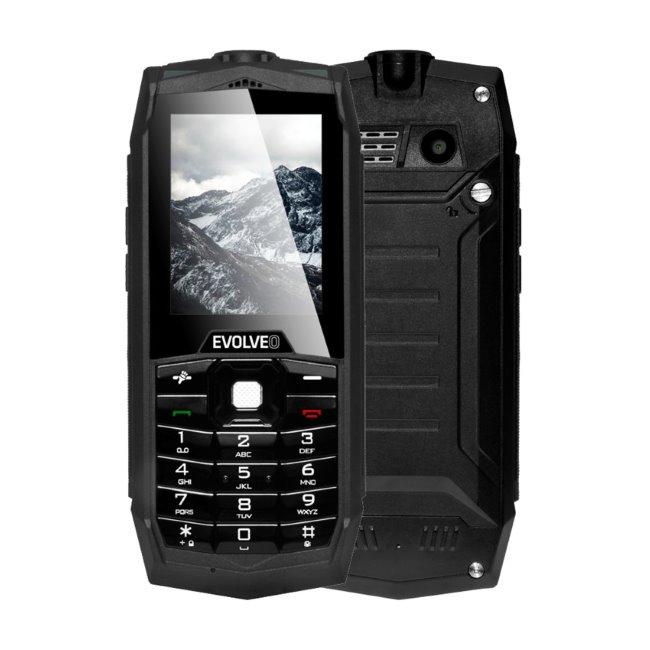 Evolveo StrongPhone Z1, Dual SIM, Black-CZ distribuce