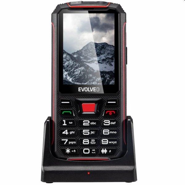 Evolveo StrongPhone Z4, Dual SIM, black - SK distribúcia