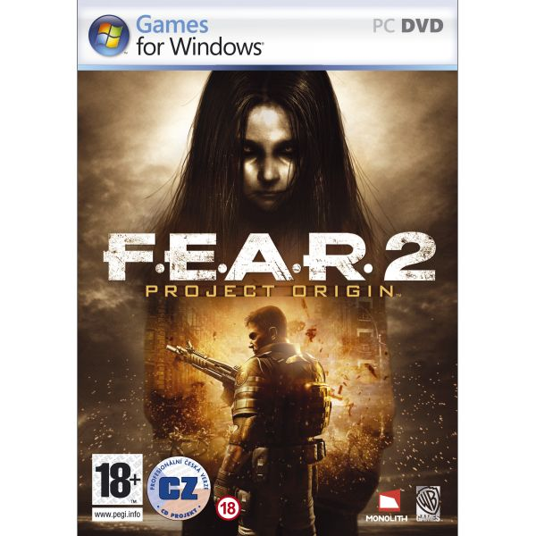F.E.A.R. 2: Project Origin CZ PC