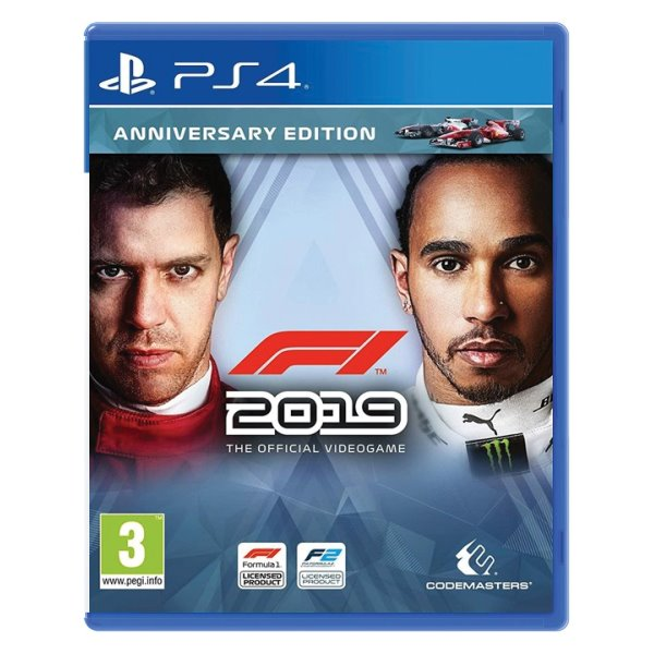 F1 2019: The Official Videogame (Anniversary Edition)
