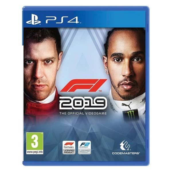 F1 2019: The Official Videogame