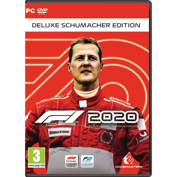 F1 2020: The Official Videogame (Deluxe Schumacher Edition)