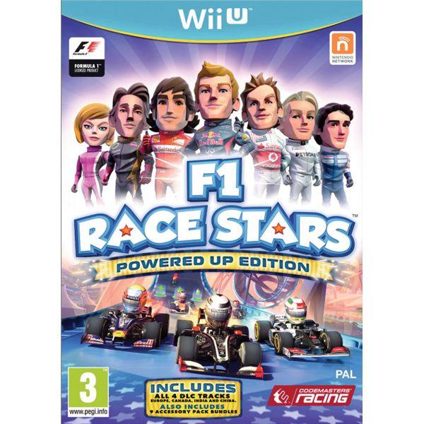 F1 Race Stars (Powered Up Edition) Wii U