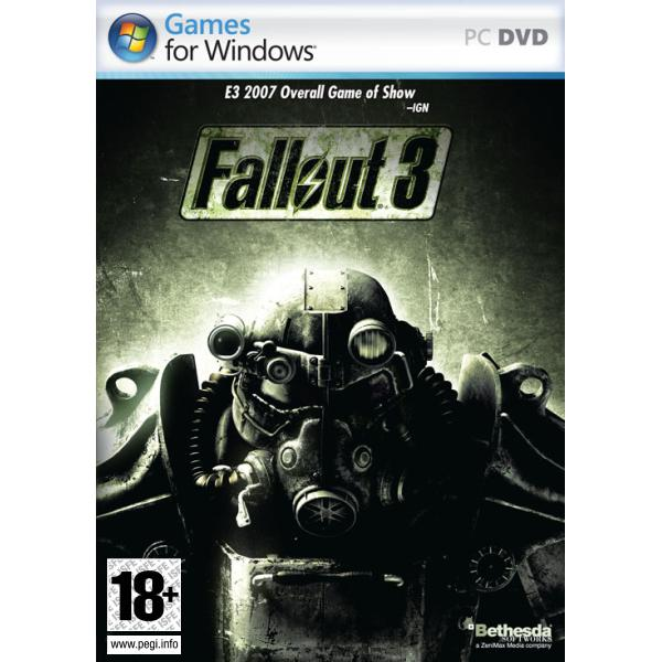 Fallout 3 pc games for windows live