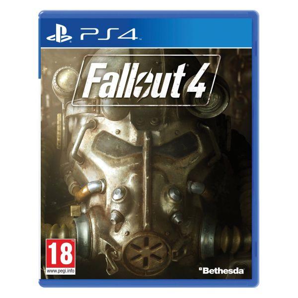 Fallout 4[PS4]-BAZAR (použité zboží)