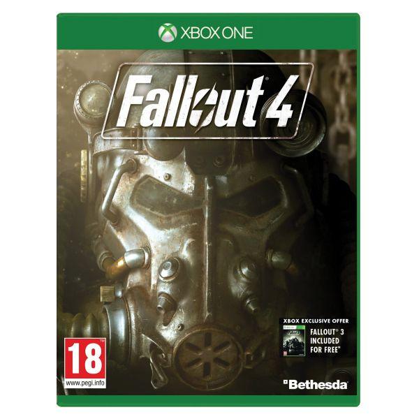 Fallout 4[XBOX ONE]-BAZAR (použité zboží)