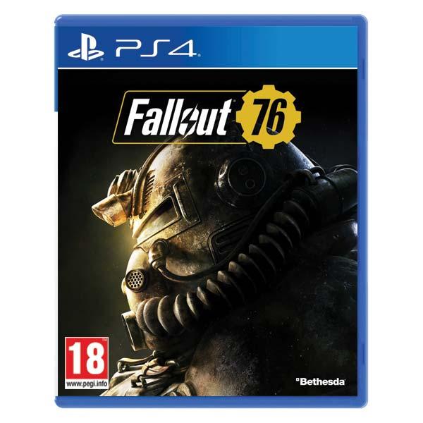 Fallout 76[PS4]-BAZAR (použité zboží)