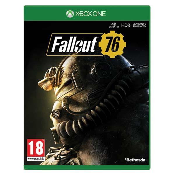 Fallout 76[XBOX ONE]-BAZAR (použité zboží)