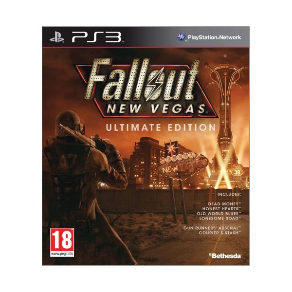 Fallout: New Vegas (Ultimate Edition ) PS3