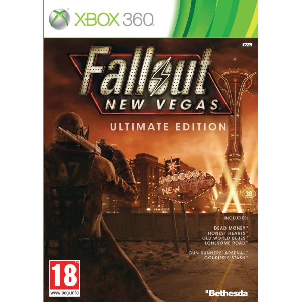 Fallout: New Vegas (Ultimate Edition ) XBOX 360