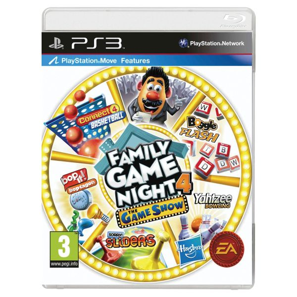 Family Game Night 4: The Game Show PS3