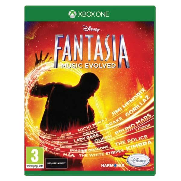 Fantasia: Music Evolved XBOX ONE